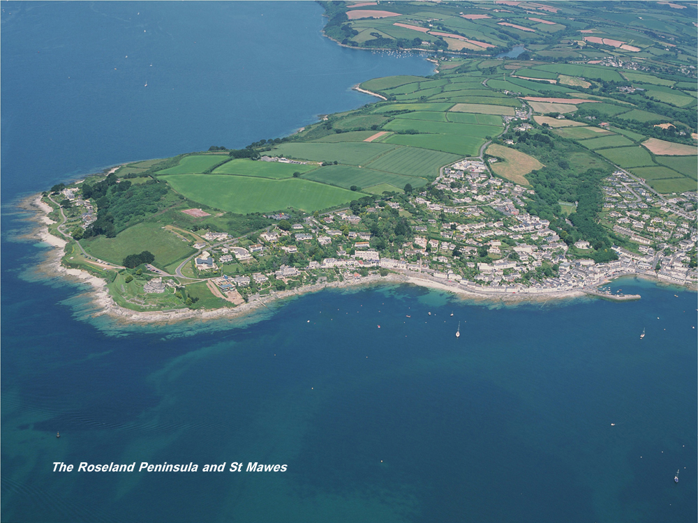 The Roseland and St Mawes